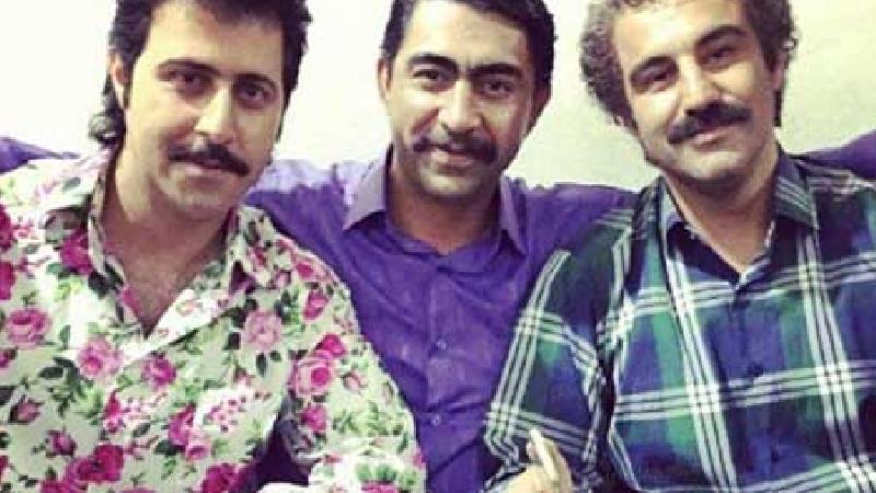 محمدرضا علیمردانی در نقش بائو در سریال پایتخت 4