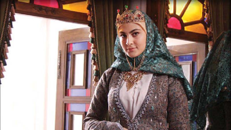 مریم مومن در یک سریال جدید