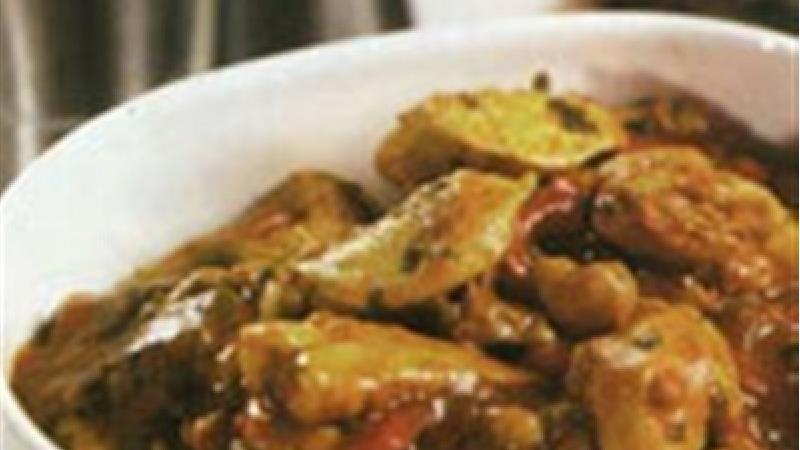 طرز تهیه راگوی مرغ