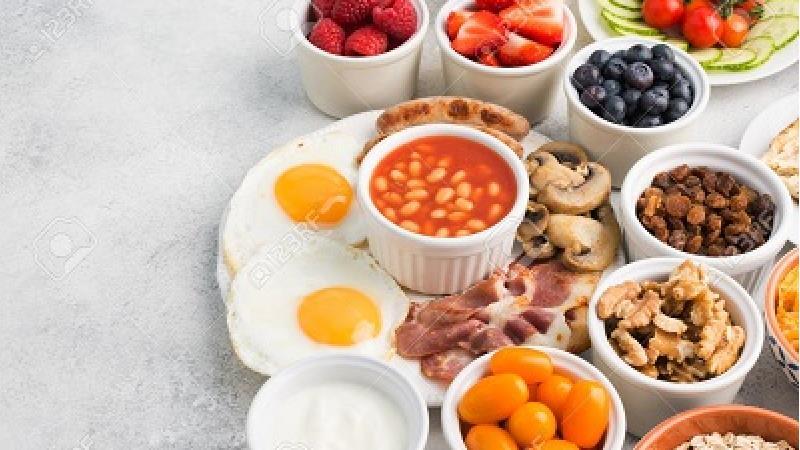خوردن صبحانه به شما کمک می کند تناسب اندام خود ر حفظ کنید