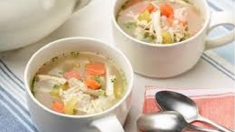 سوپ مرغ و سبزیجات را چه طور بپزیم