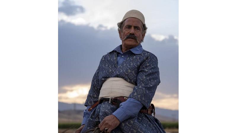 مجید مظفری در سریال ایلدا