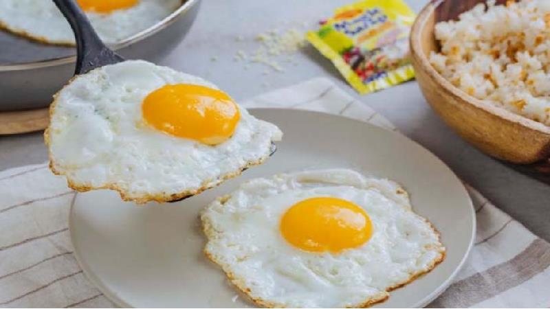 نیمرو برای صبحانه کودکان خوب است