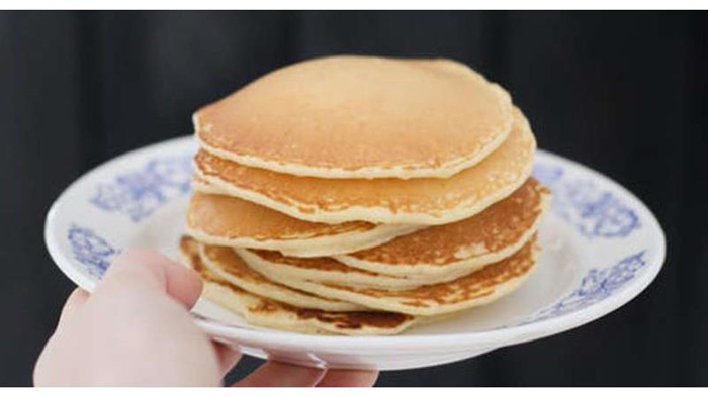 پنکیک صبحاننه مقوی برای بچه ها است