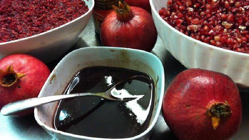 رب انار را چه طور درست کنیم