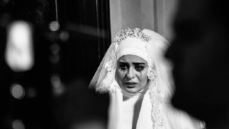 فاطیما بهارمست بازیگر نقش نغمه در سریال از سرنوشت