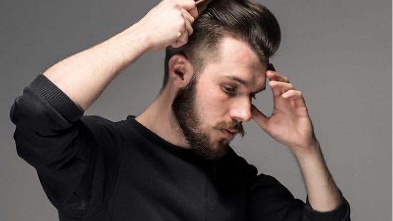 نحوه حالت دادن به موها به پرپشت شدن آنها کمک می کند