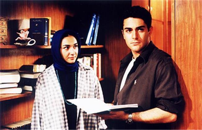 هانیه توسلی و محمدرضا گلزار در فیلم شام آخر