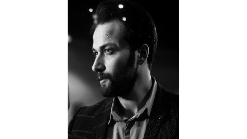 میلاد میرزایی بازیگر نقش حسام در سریال شرم