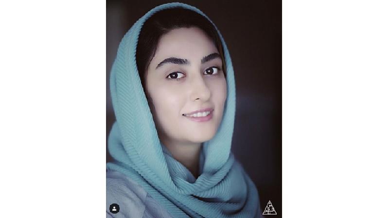 الهام طهموری بازیگر نقش لعیا در سریال شرم