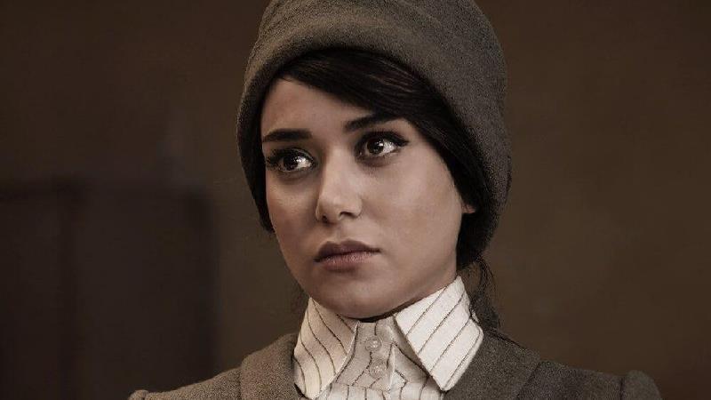 پریناز ایزدیار در فیلم سرخپوست