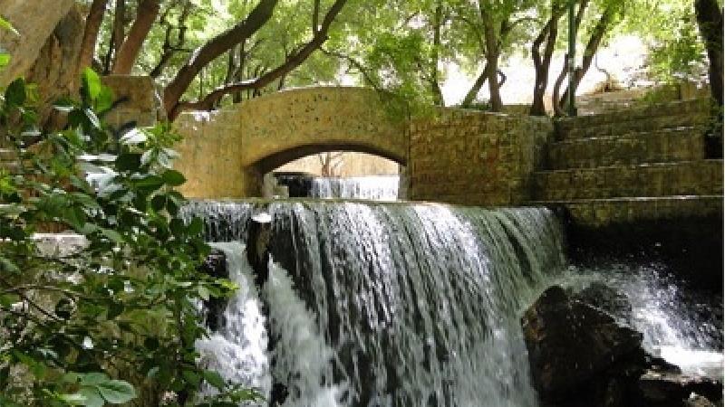آبشار یاسوج بسیار زیبا است
