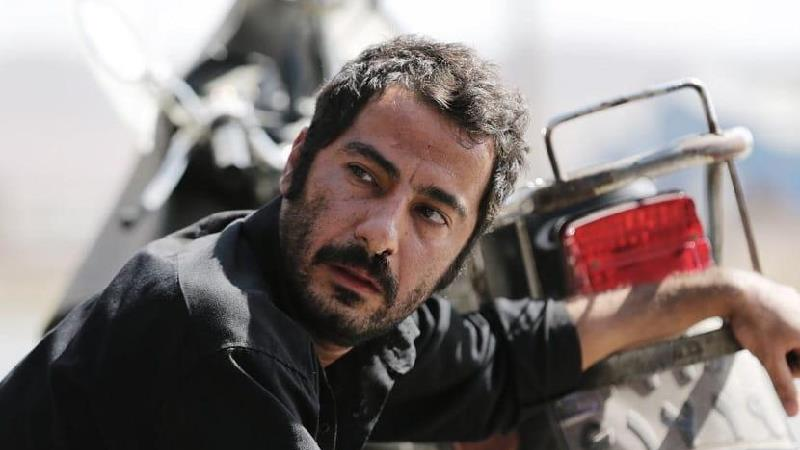 نوید محمدزاده در فیلم بدون تاریخ بدون امضا