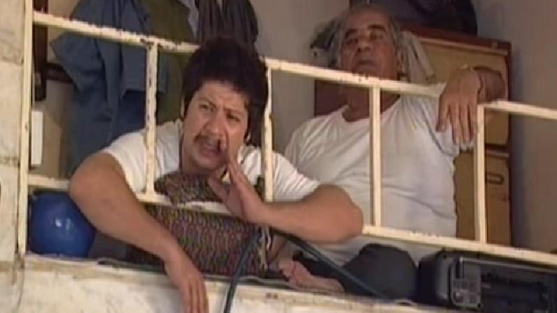 علی صادقی در سریال بزنگاه