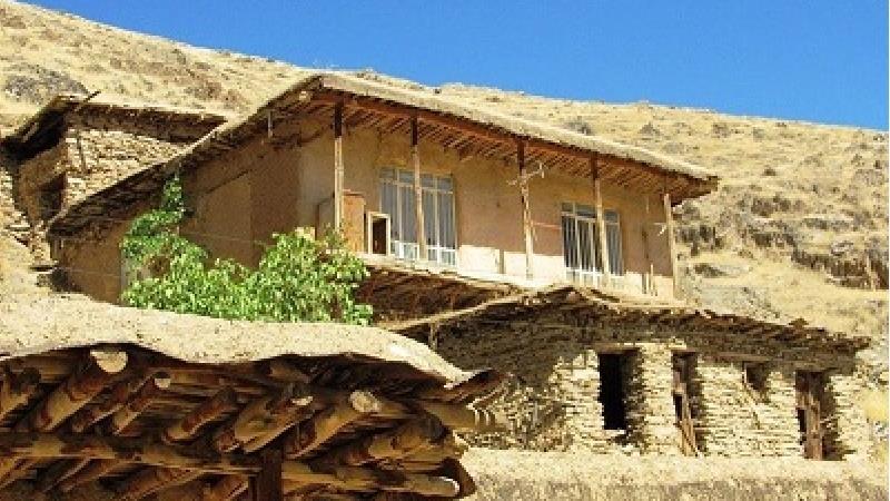 روستای توریور طبیعت زیبایی دارد