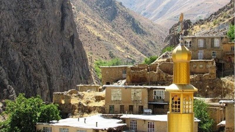 روستای توریور در استان کردستان واقع شده است