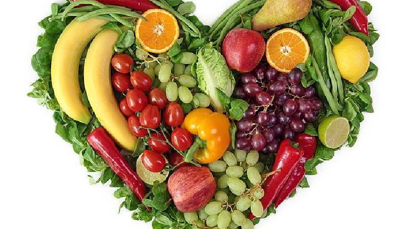گیاهخواری برای قلب بسیار مفید است