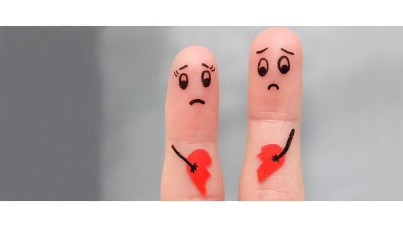 دلایل طلاق عاطفی چیست