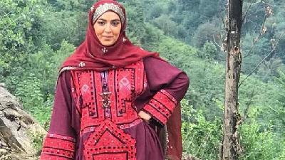 فریبا طالبی، بازیگر نقش طوبی در سریال وارش