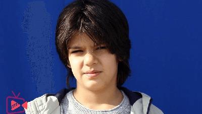راستین عزیزپور بازیگر نقش کودکی سهراب در سریال از سرنوشت