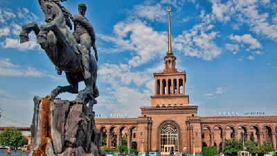 در شهر ایروان از کجاها دیدن کنیم