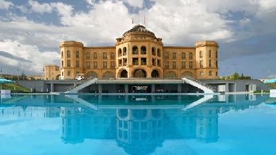 ایروان از جمله شهرهایی که است که جاذبه های گردشگری زیادی دارد