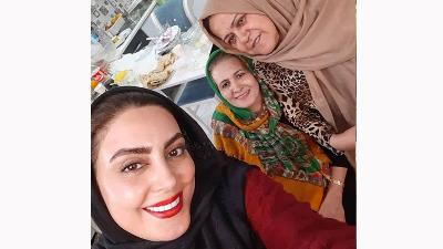نوشته نیلوفر شهیدی به مناسبت روز مادر