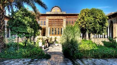 خانه زینت الملک یا موزه مادام توسو، از مکان های کمتر شناخته شده در شیراز است.