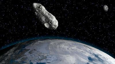 احتمال برخورد سیارک با زمین چقدر است