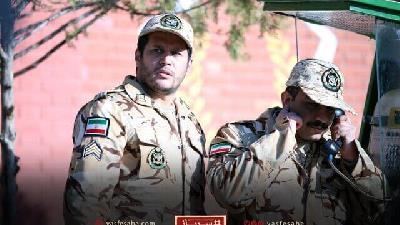 عکسی از سریال سرباز