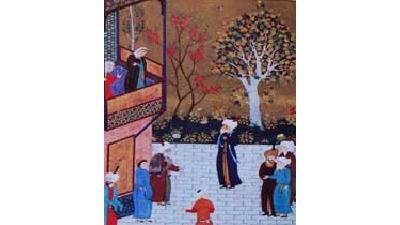 داستان شیخ صنعان به زبان ساده