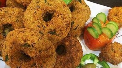 شامی پوکه غذایی که برای ماه رمضان و روزه داران مناسب است