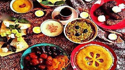 بهترین غذاها برای افطار چیست