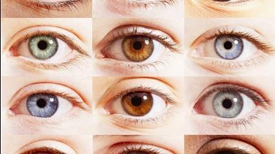 در رنگ چشم ها مس نقش مهمی دارد