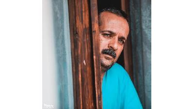 احمد مهران فر در فیلم مرده خور