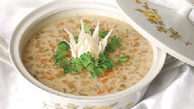 سوپ شلغم برای پاییز بسیار مناسب است