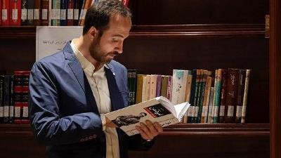 امیراحمد قزوینی بازیگر نقش حافظ در سریال هم سایه