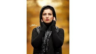 محیا دهقانی بازیگر نقش نگار در سریال هم سایه