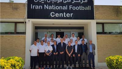گزارشی از کلاس مربیگری  پرولایسنس در ایران؛ اینجا بعضیها گواردیولا را قبول ندارند
