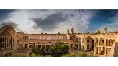 تاریخچه و ویژگیهای خانه عامریها در کاشان