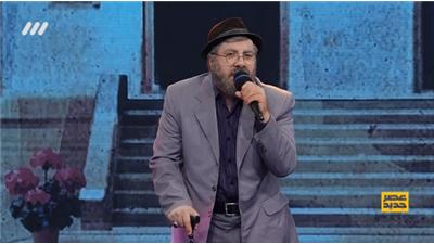 فیلم کامل اجرای مجید ترکمان در شب اعلام نتایج برنامه عصر جدید