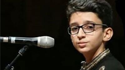 فیلم اجرای زنده پارسا خائف در جشن شمس و مولانا
