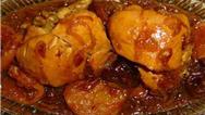 آشپزی/ دستور پخت آلو مسمای گیلانی
