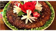 فیلم آشپزی/ دستور پخت کوکوی بادمجان مجلسی