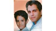 عکسی بامزه از کودکی مهران مدیری