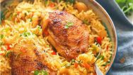 آشپزی/ دستور پخت بریانی مرغ بهعنوان غذای هندی