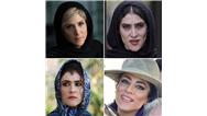 4 چهره متفاوت از ویشکا آسایش