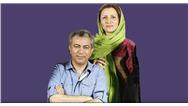 مکالمه عجیب محمدرضا هدایتی و همسرش روی آنتن تلویزیون