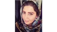 بیوگرافی کامل معصومه احمدزاده بازیگر نقش لیلا در سریال بوی باران یا عروس تاریکی