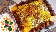 آشپزی؛ دستور پخت ماش پلو بهعنوان غذای مجلسی